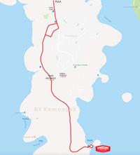 Kamenjak roadmap